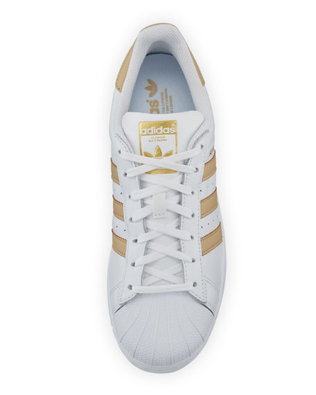 Superstar Lace-Up Sneaker