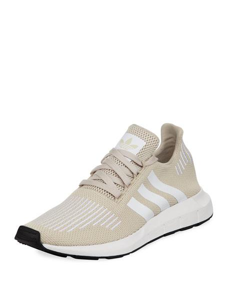 Adidas Swift Run Trainer Sneaker, Brown