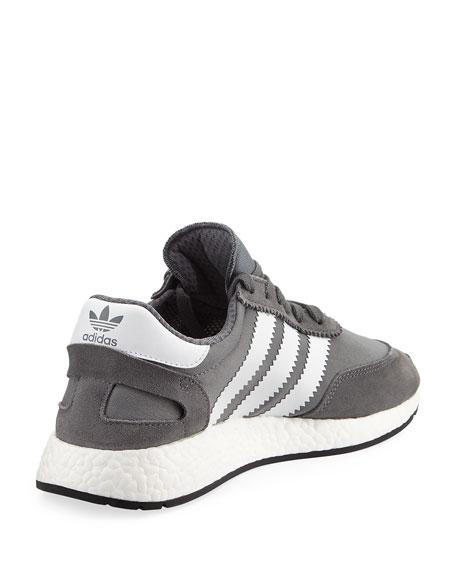 Iniki Vintage Runner Sneaker, Gray
