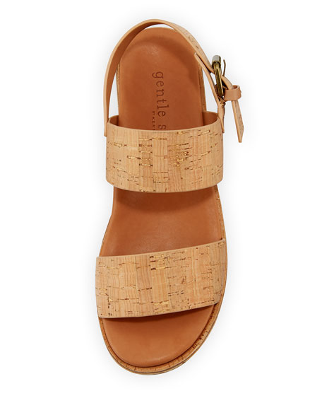 TALIA CITY SANDAL FLAT FORM