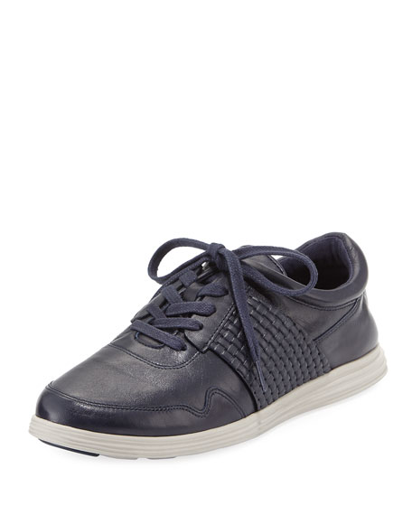 Cole Haan Misha Grand Sport Oxford Sneaker, Blue
