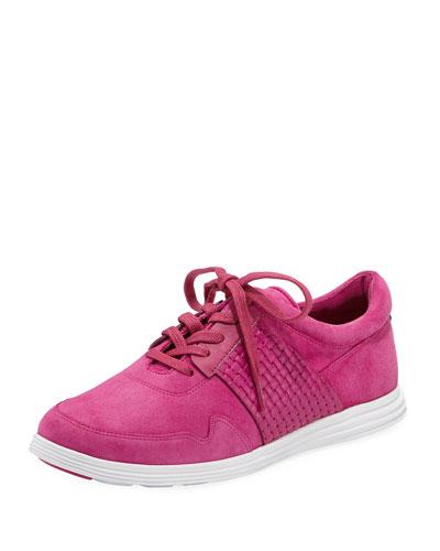 Misha Grand Sport Oxford Sneaker, Pink
