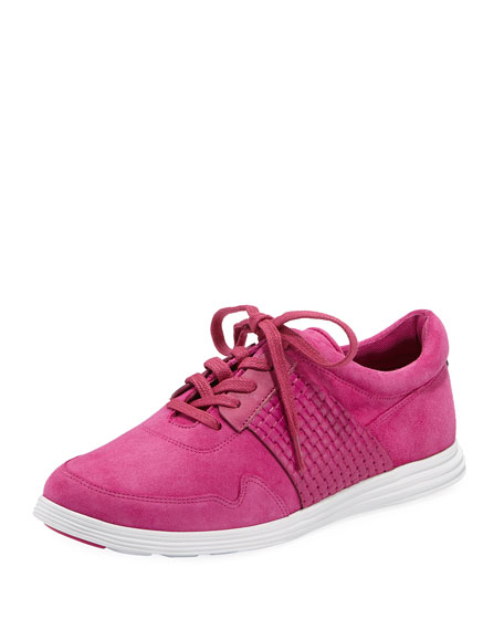 Cole Haan Misha Grand Sport Oxford Sneaker, Pink