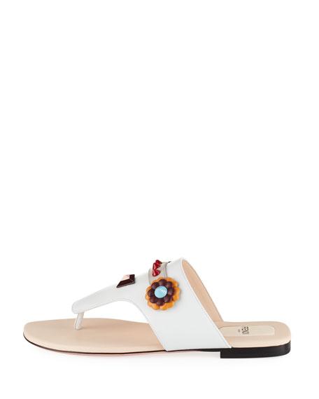 Flowerland Flat Thong Sandal