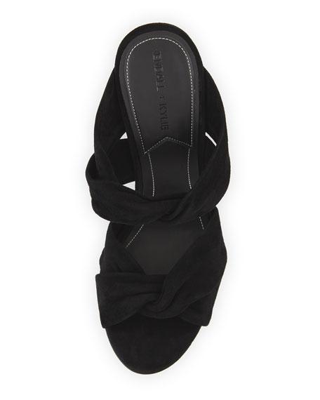 Demy Knot Slide Mule Sandal
