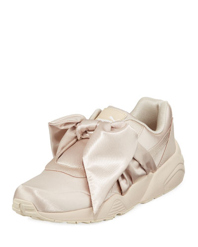 Trinomic Bandana Satin Sneaker