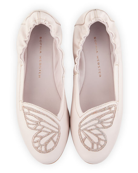 Bibi Butterfly Ballerina Flat