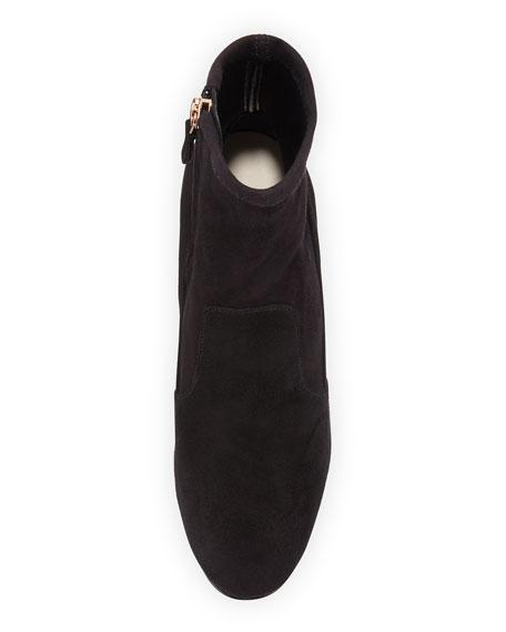 Felicity Leopard 110mm Embellished-Heel Boot