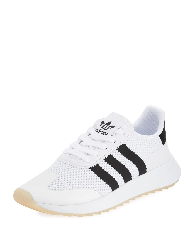 Adidas Flashback Mesh Lace-Up Sneaker