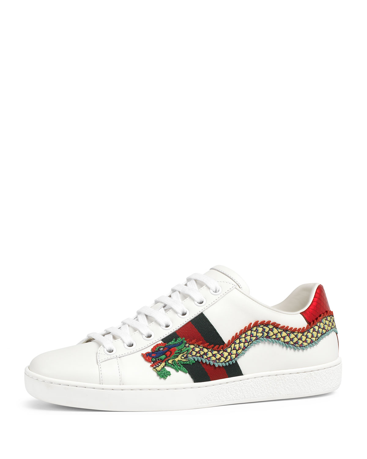 fbf28369942 Gucci New Ace Dragon Sneaker
