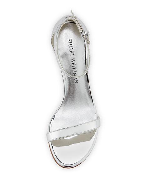 Simple Metallic 55mm City Sandal