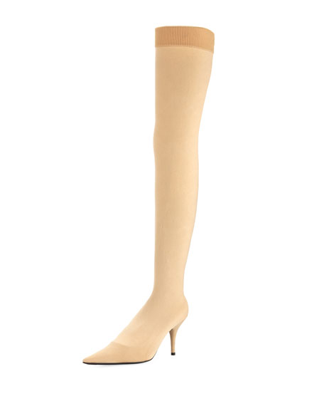 Over-The-Knee 110mm Boot