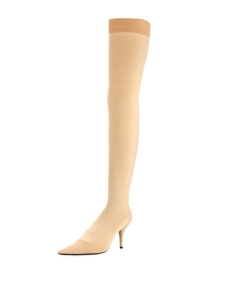 Balenciaga Over-The-Knee 110mm Boot