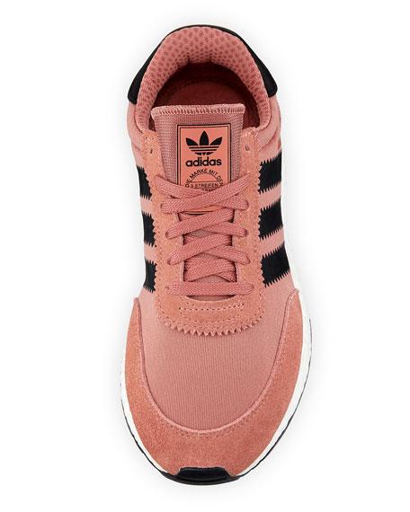 Iniki Mixed Platform Runner Sneakers