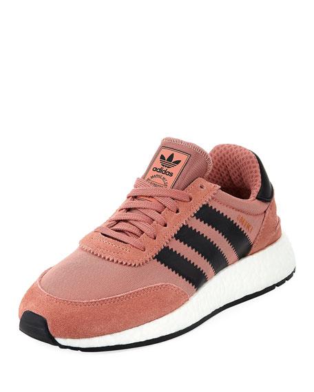 Adidas Iniki Mixed Platform Runner Sneaker