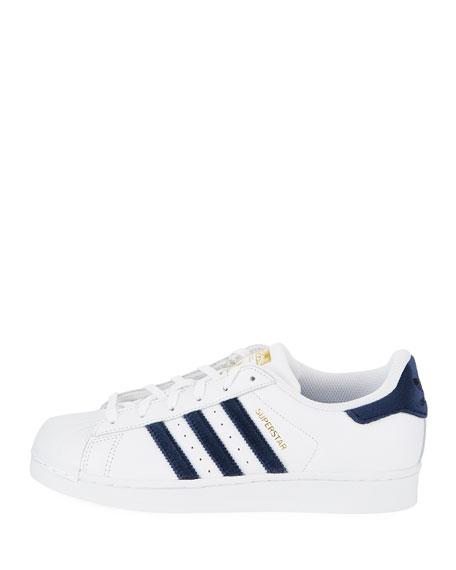 Superstar W Velvet Stripes Sneaker