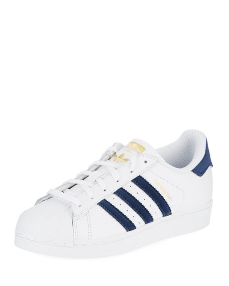 Superstar W Velvet Stripes Sneaker