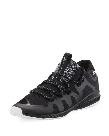 adidas by Stella McCartney CrazyTrain Bounce Mid-Top Fabric