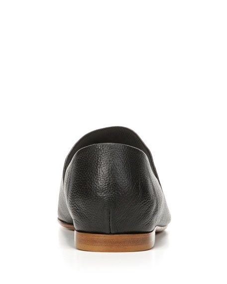 Maude Leather Slip-On Loafer