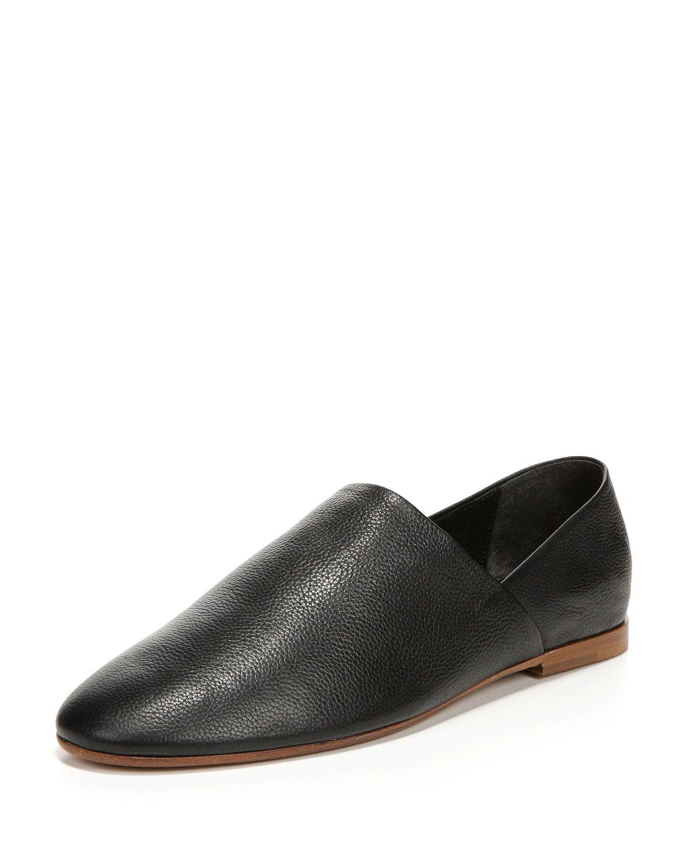 Vince Maude Leather Loafer KZ0Fg5BMum