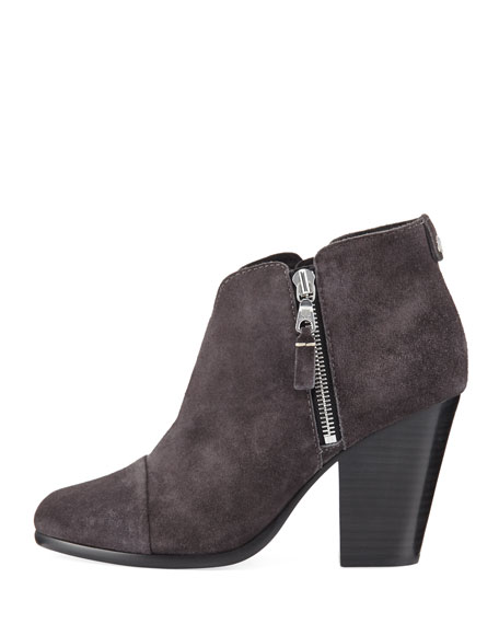 Margot Suede Ankle Boot