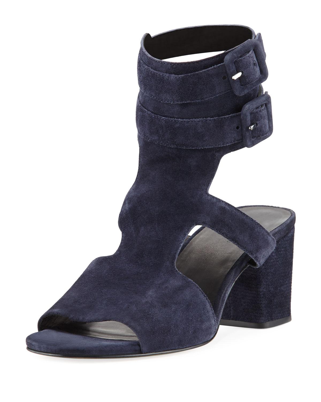 Rag & Bone Madison Suede Sandals free shipping choice dghx11rDJ