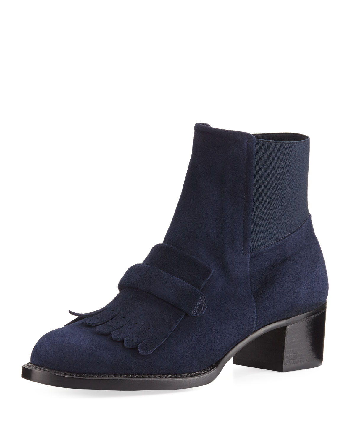 Gravati Suede Round-Toe Ankle Boots for sale very cheap purchase online fEcFt0su