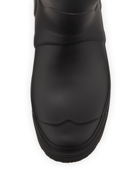 Original Tall Wedge Rubber Welly Boot