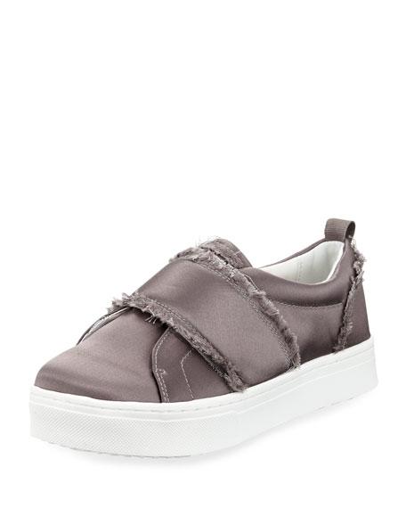 Sam Edelman Levine Satin Platform Sneaker