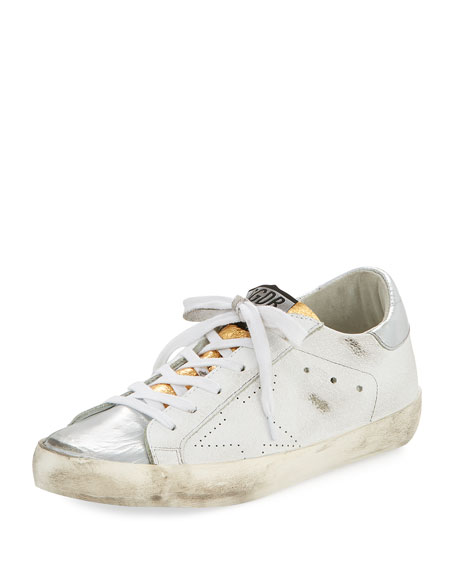 Golden Goose Superstar Colorblock Sneaker