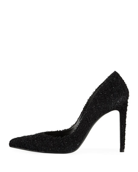 Curvia Boucle Pointed-Toe Pump