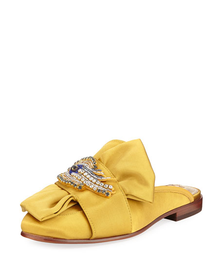 Sam Edelman Peters 2 Satin Slide Loafer