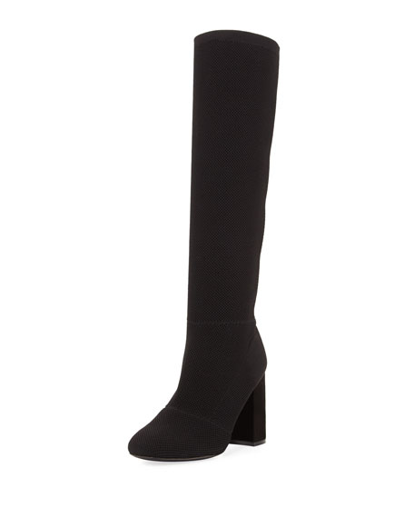 Joie Sam Stretch-Knit Knee Boot
