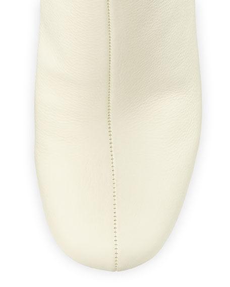 Saleema Leather 90mm Bootie, Shell