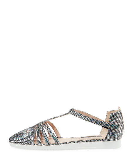 Meteor Carrie Holographic Sneaker Sandal
