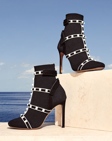 Rockstud Body-Tech Bootie