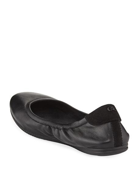 Studiogrand Napa Ballet Flat, Black