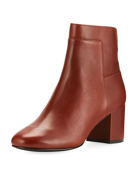 Cole Haan Arden Grand Smooth Leather Bootie, Brown