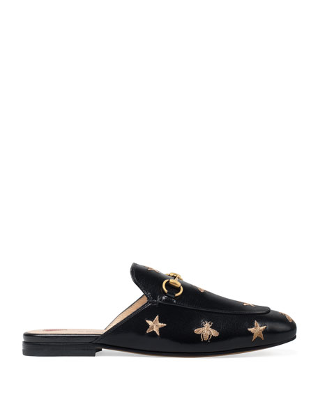 Princetown Bee and Star Flat Mule
