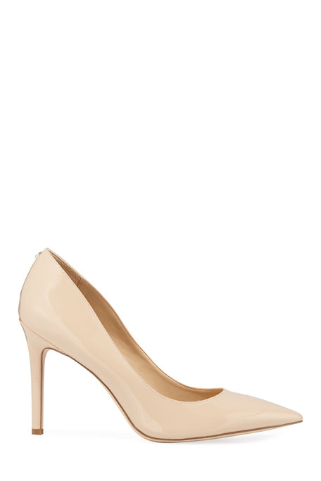 Hazel Patent Leather Pump