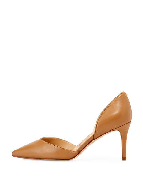 Telsa Leather d'Orsay Pump