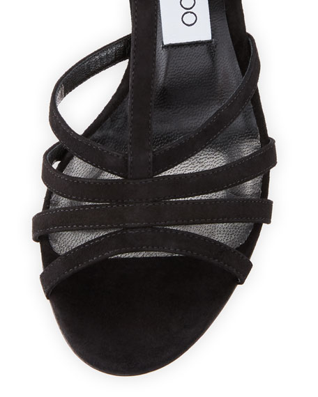 Selina Suede Strappy 65mm Sandal