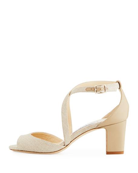 Carrie Canvas 65mm Sandal