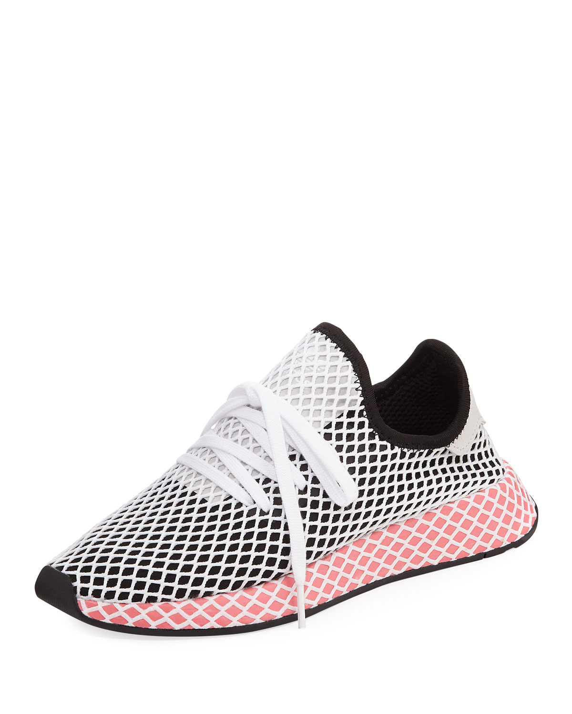 buy online ac615 9412d AdidasWomens Deerupt Runner Sneakers