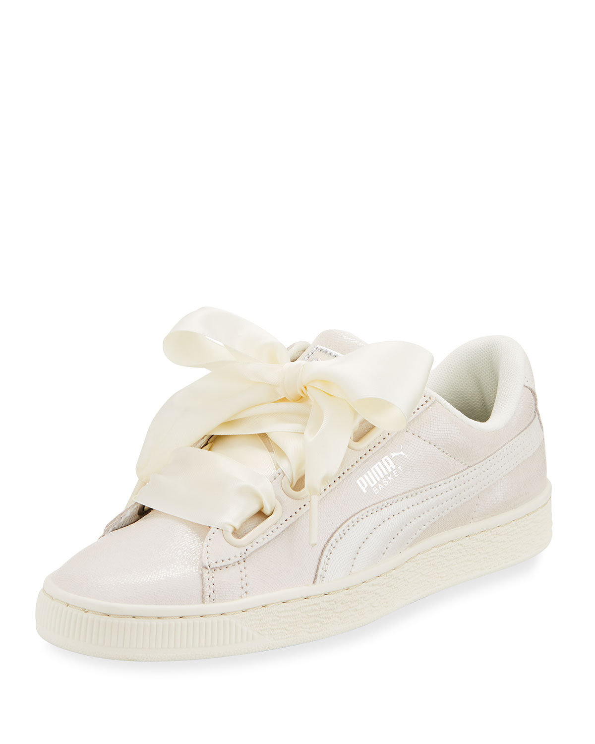 7b0e6f977b19 Puma Basket Heart Lace-Up Sneaker