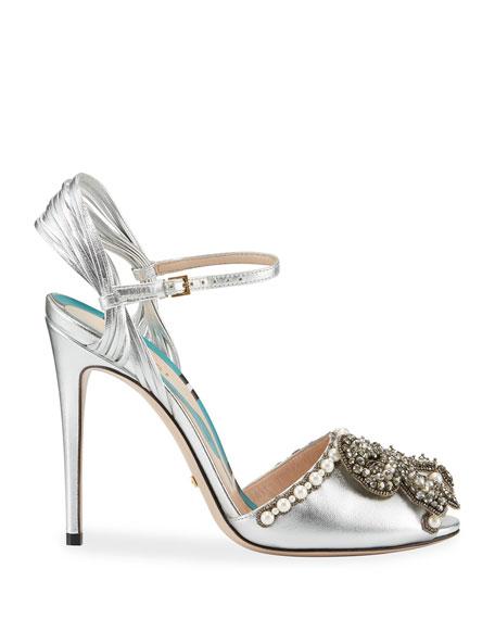 110mm Allie Bow Sandal