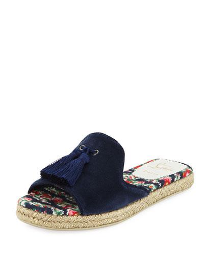 Pacha Flat Espadrille Sandal
