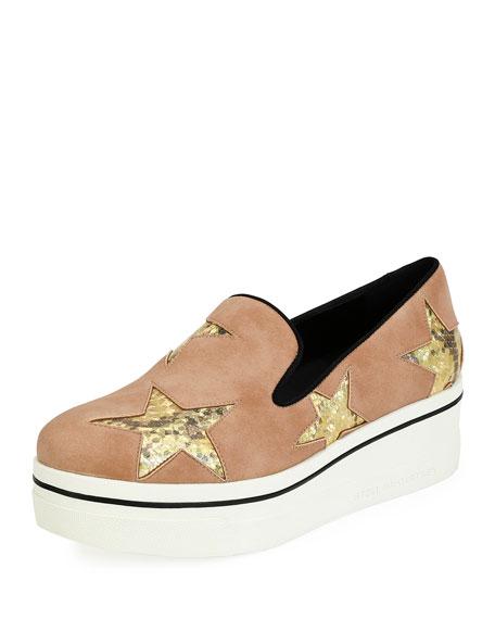 Binx Stars Platform Skate Sneakers