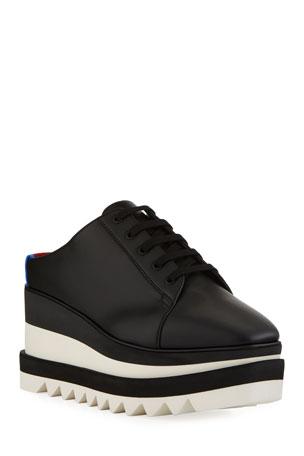 Stella McCartney Sneakelyse Platform Slide Sneakers