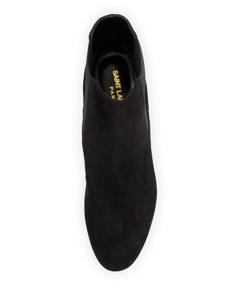Lou Lou Suede Gored Boots